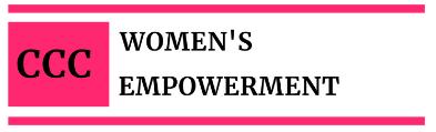 CCC Women's Empowerment